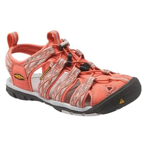 Sandály Keen CLEARWATER CNX W, fusion coral/vapor