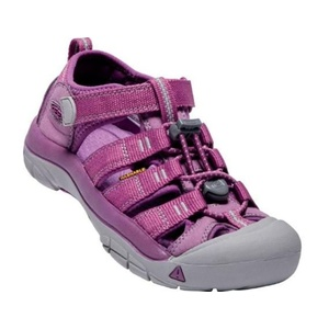 Sandály Keen NEWPORT H2 JR, grape kiss, Keen