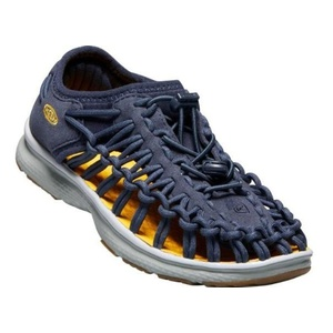 Boty Keen UNEEK O2 JR, dress blues/neutral gray, Keen