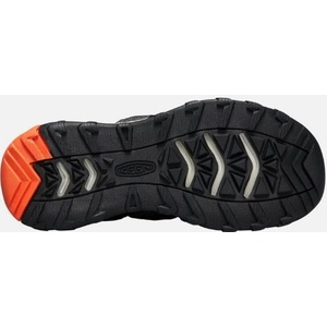 Sandály Keen NEWPORT NEO H2 JR, magnet/spicy orange, Keen