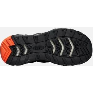 Sandály Keen NEWPORT NEO H2 JR, magnet/spicy orange, Keen