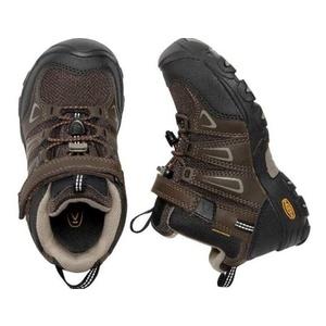 Dětské boty Keen OAKRIDGE MID WP K, cascade brown/brindle, Keen