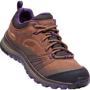 Dámské boty Keen Terradora Leather WP W, scotch/mulch, Keen