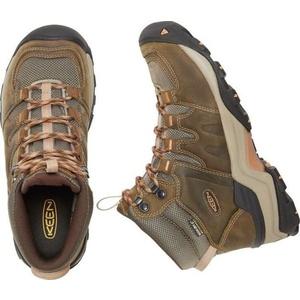 Dámské boty Keen Gypsum II MID W, cornstock/gold coral, Keen