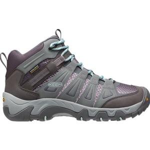 Dámské boty Keen Oakridge MID WP W gray/shark, Keen