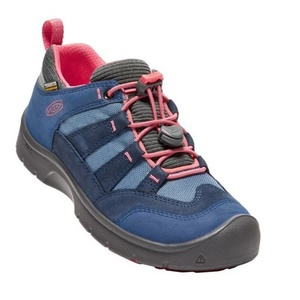 Dětské boty Keen Hikeport WP Jr, dress blues/sugar coral, Keen