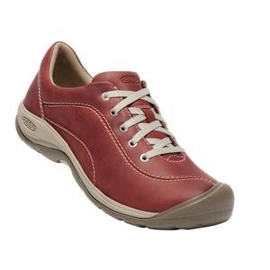 Dámské boty Keen Presidio II W, cracker jack/plaza taupe, Keen