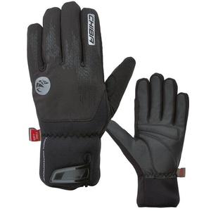 Zimní rukavice Chiba Dry Star Superlight, černá, Rogelli