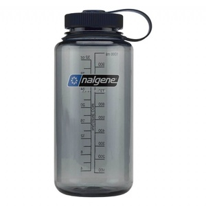 Láhev Nalgene Wide Mouth 1l 682009-0070 gray, Nalgene