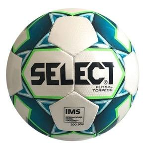 Futsalový míč Select FB Futsal Torpedo bílo modrá, Select