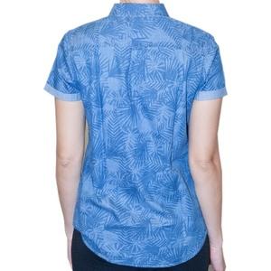 Košile Lee Ultimate SS Delft blue, Lee