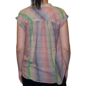 Košile Wrangler Olivia S/S shirt Faded rose, Wrangler