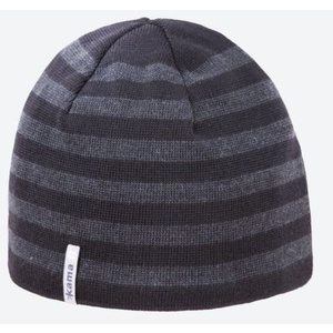 Pletená Merino čepice Kama A122 110 černá, Kama