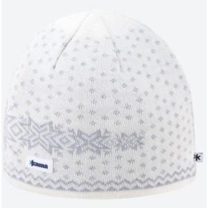 Pletená Merino čepice Kama A128 101 přírodně bílá