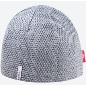 Pletená Merino čepice Kama AW62 109 světle šedá