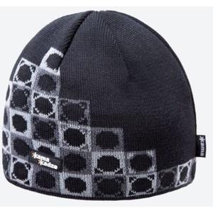 Pletená Merino čepice Kama K57 110 černá, Kama