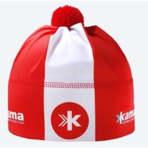 Běžecká čepice Kama AW05 104 červená, Kama