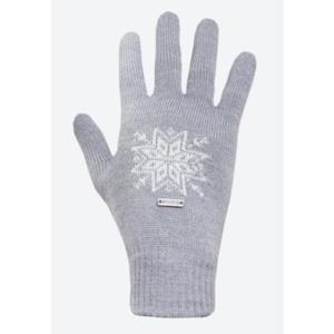 Pletené Merino rukavice Kama R104 109 světle šedá, Kama