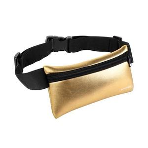 Sportovní ledvinka Spokey HIPS BAG  zlatá, Spokey