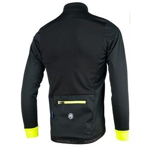 Softshellová bunda Rogelli PESARO 003.045 černo-reflexní žlutá, Rogelli