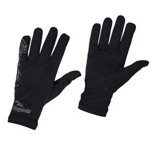 Dámské běžecké zimní rukavice Rogelli Touch, 890.003. černé, Rogelli