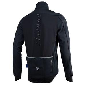 Pánská softshellová bunda Rogelli RENON 3.0., 003.038. černá, Rogelli