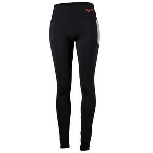 Dámské běžecké kalhoty Rogelli Dynamic, 840.781. černo-šedo-reflexní růžové, Rogelli