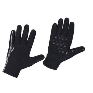 Pánské rukavice Rogelli Neoprene, 006.122. černé, Rogelli
