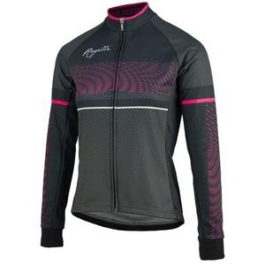Dámský cyklodres Rogelli Bella, 010.158. černo-růžový, Rogelli