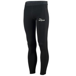 Pánské běžecké kalhoty Rogelli Power, 800.007. černé, Rogelli