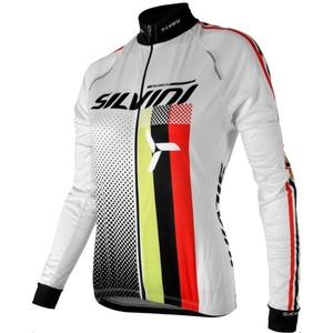 Dámský cyklistický dres Silvini TEAM WD834 white, Silvini