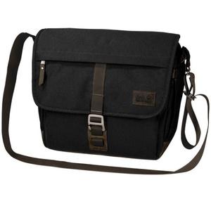 Městská taška Jack Wolfskin Camden Town, black 6000, Jack Wolfskin