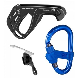 Set Mammut Smarter Belay Package, Neutral 9001, Mammut