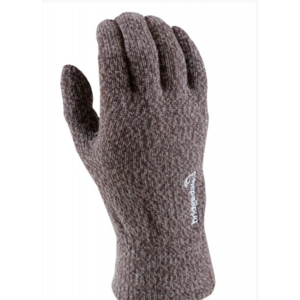 Rukavice Bridgedale Merino Glove brown/0001, bridgedale