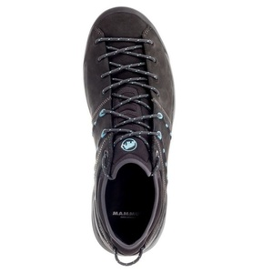 Boty MAMMUT Hueco Low LTH Women , 00137 graphite-whisper, Mammut