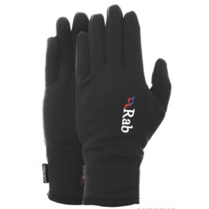 Rukavice Rab Powerstretch Pro Glove black/BL