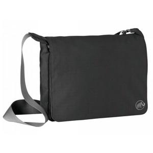 Městská taška Mammut Shoulder Bag Square 8l, black 0001, Mammut