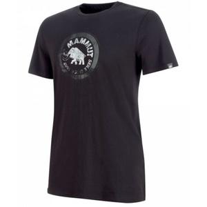 Pánské triko Mammut Seile T-Shirt, 00150 phantom, Mammut
