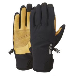 Rukavice Rab Velocity Glove RAB black/BL, Rab