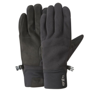 Rukavice Rab Windbloc Glove black/BL, Rab