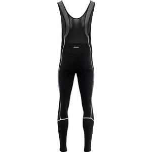 Pánské elastické zimní kalhoty Silvini RUBENZA MP1321 black, Silvini