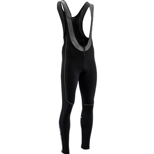 Pánské elastické zimní kalhoty Silvini RUBENZA MP1321 black green, Silvini