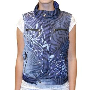 Vesta Smash Mela womens vest Purple, Smash