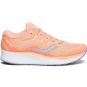 Dámské běžecké boty Saucony Ride Iso 2 PEACH, Saucony