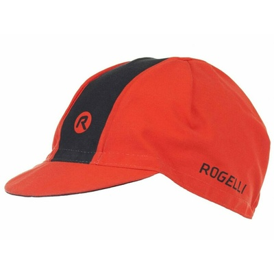 Cyklistická kšiltovka pod helmu Rogelli RETRO, červeno-černá 009.969, Rogelli