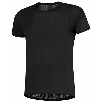Extrémně funkční sportovní tričko Rogelli KITE s krátkým rukávem, černé 070.015, Rogelli