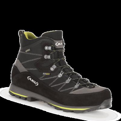 Pánské boty AKU Trekker Lite III GTX černo/zelené, AKU