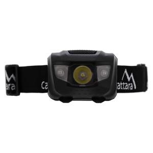 Čelovka Compass LED 80lm černá, Compass