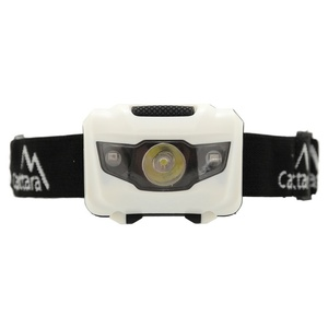 Čelovka Compass LED 80lm černá-bílá, Compass