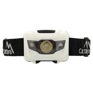 Čelovka Cattara LED 80lm černá-bílá, Cattara